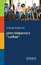 A Study Guide for John Osborne's