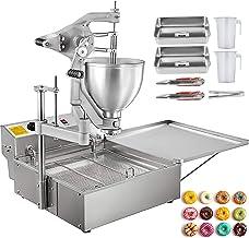 VEVOR Friteuse à Beignets Manuelle 220v Machine à Frire En Forme De Donut Pour Faire De Délicieux Beignet/Du Chocolat/Des ...