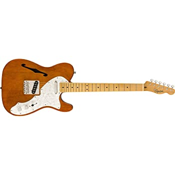 Squier by Fender Classic Vibe 60s Telecaster Thinline - Diapasón ...