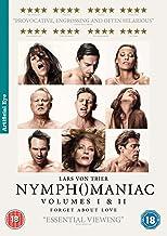 Nymphomaniac Vol. I & Vol. II (2 Disc DVD) [Reino Unido]