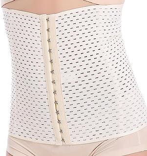 Everbellus Corset Fajas Reductoras Cinturon Formación Cincher Bustier para Mujer