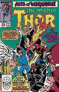 Thor #412 VF ; Marvel comic book