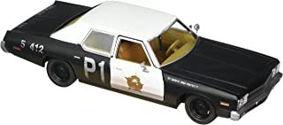 1974 Dodge Monaco Blues Brothers 1/24 Greenlight Preto