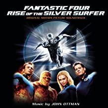Fantastic Four: Rise of the Silver Surfer Soundtrack