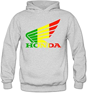 MARC Women's Honda Motorrad Logo Sweater Ash