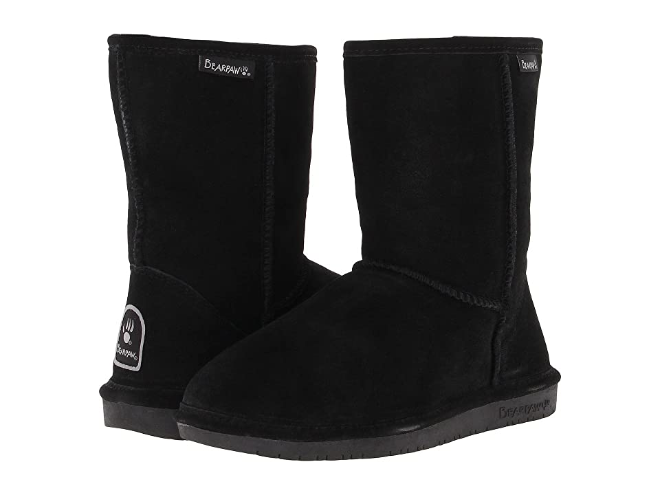 Bearpaw Emma Short (Black Suede) Women