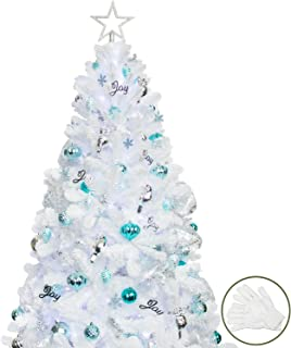 Best christmas tree with bright white led lights Reviews