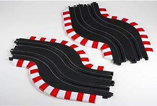 AFX Slot Track Chicane Set, L&R