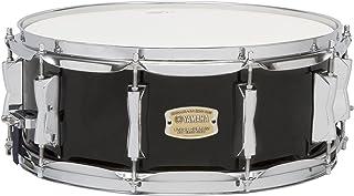 Yamaha Stage Custom Birch 14x5.5 Snare Drum, Raven Black
