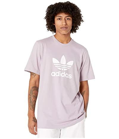 adidas Originals Trefoil Tee (Soft Vision) Men