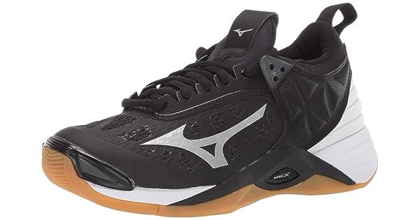mizuno women's wave lightning z5 indoor court shoe design history