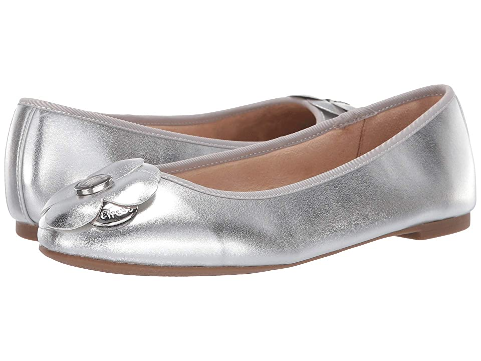 Circus by Sam Edelman Cecilia (Soft Silver New Metal Grain) Women
