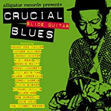 Crucial Slide Guitar Blues Various