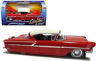 1958 Chevrolet Impala Red
