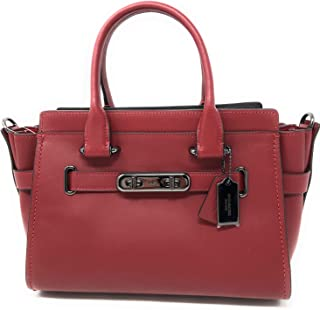 Coach Glovetanned Leather Swagger 27