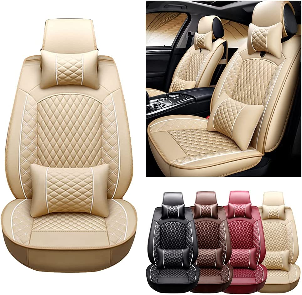 Muchkey Luxury famous Car Seat Covers for Chevrolet Chevy Corvette Max 59% OFF