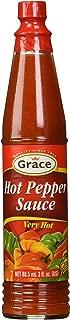 Grace Hot Pepper sauce 3oz