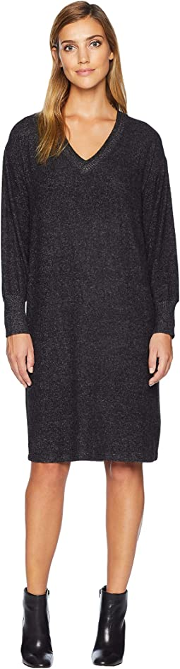 Janice V-Neck Cozy Dress