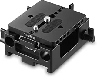 SMALLRIG Baseplate for Canon C200 and C200B with QR Plate for Arca and Dovetail for Arri–2076
