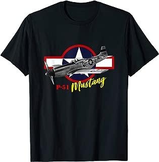 North American P-51 Mustang T-shirt T-Shirt