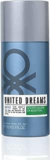 UNITED COLORS OF BENETTON United Dreams Go Far Deodorant Spray 150ml