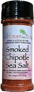 Smoked Chipotle Sea Salt