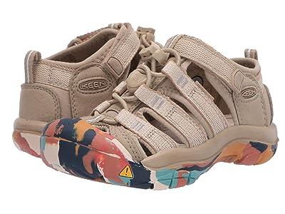 KEEN Kids Newport H2 (Toddler/Little Kid) (Safari/Multi) Boys Shoes