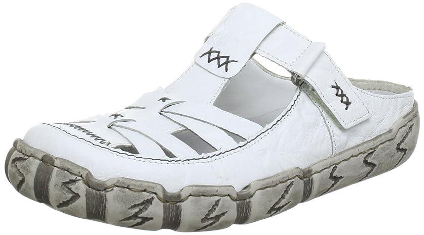 突撃売り手競合他社選手Rieker Girls' Gerta Knows The Boat White Leder Fashion Sneakers 38