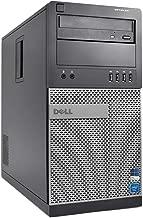 Dell Optiplex 9020 MiniTower - Intel Core i5 3.3GHz, 16GB DDR3, New 500GB SSD, Windows 10 Pro 64-Bit, WiFi, DVD-ROM (Renewed)