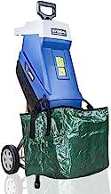Powerful Hyundai Portable Garden Shredder 2400w 2.4 kw 230v Electric Garden Shredders, Branch Shredder , Electric Motor, L...