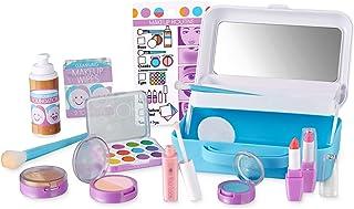 Melissa & Doug Love Your Look Pretend Makeup Kit Play Set