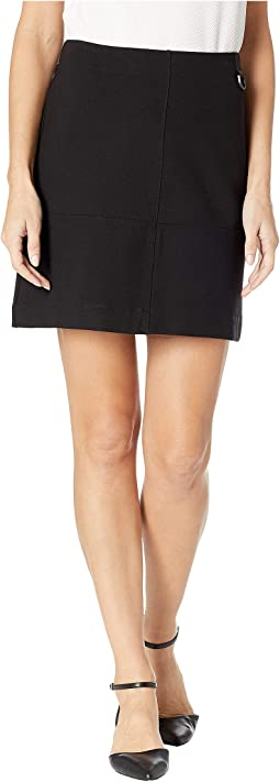 Ponte Party Skirt