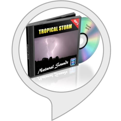 Natural Sounds MP3 Audio Tropical Storm Sound MP3