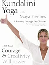 maya fiennes journey through chakras dvd
