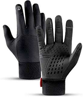 EMPO Winter Gloves Men Women Touch Screen Glove Cold Weather Warm Gloves Workout Running Cycling Training