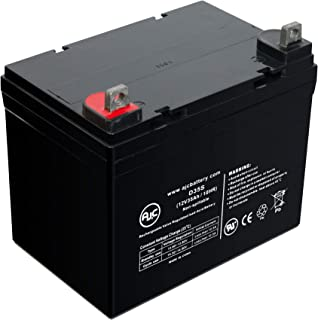 Pride TSS 300 12V 35Ah Wheelchair Battery - This is an AJC Brand Replacement