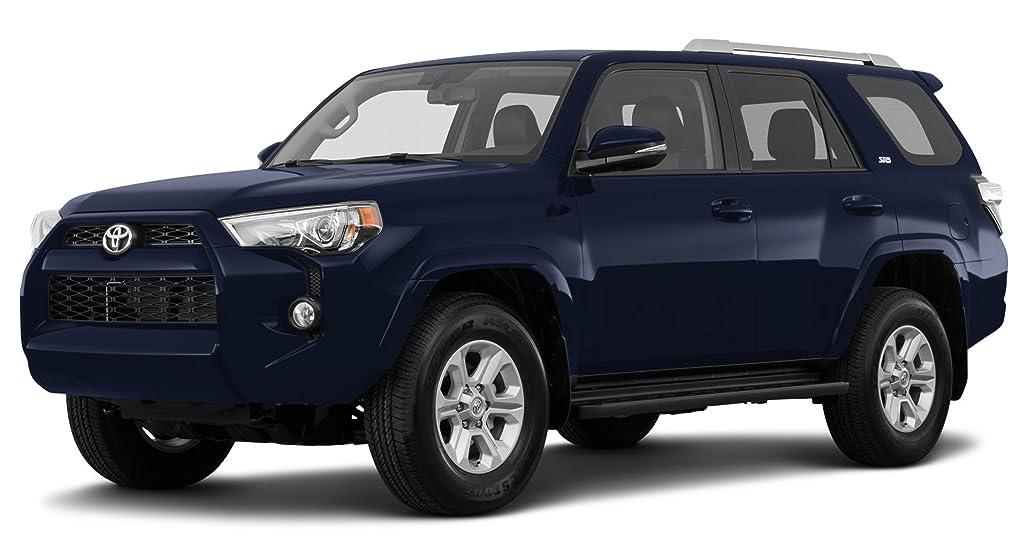 2017 Toyota 4runner >> 2017 Toyota 4runner Sr5 Premium 2 Wheel Drive Natl Nautical Blue Metallic