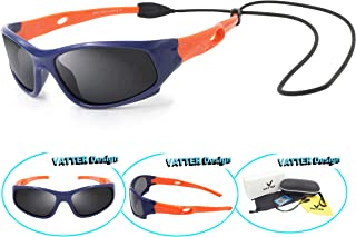 VATTER TR90 Unbreakable Polarized Sport Sunglasses For...