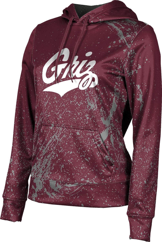 ProSphere University of Montana Girls' Pullover Hoodie, School Spirit Sweatshirt (Splatter)