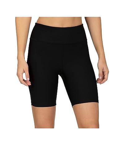 Hurley 7 Hybrid Shorts (Black) Women