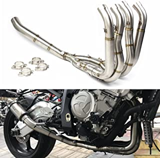 Suchergebnis Auf Für Motorrad Abgaskrümmer 2 Sterne Mehr Abgaskrümmer Auspuff Abgasanlage Auto Motorrad