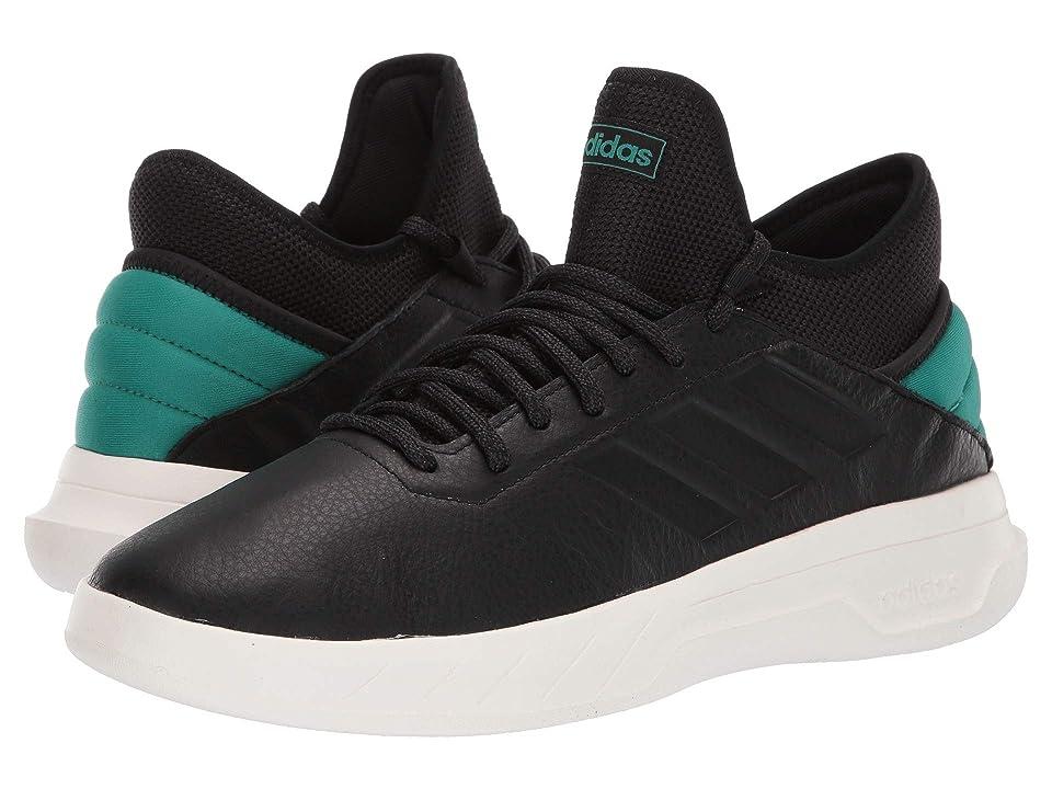 adidas Fusion Storm (Core Black/Core Black/Active Green) Men