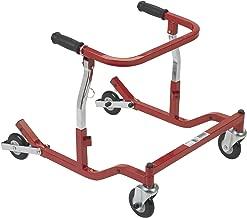 Wenzelite Anterior Safety Rollers, Red, Tyke
