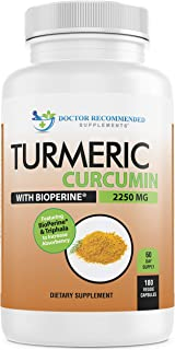 Best finest nutrition turmeric curcumin Reviews
