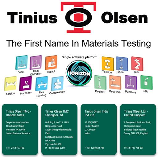 Tinius Olsen Testing Machine Company