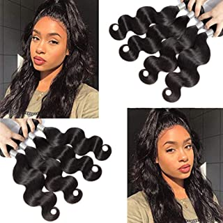 Best 14 body wave weave Reviews