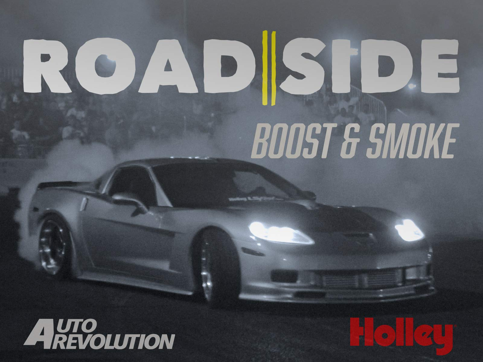 Boost Smoke Track Sideshows