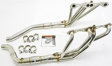OBX Performance Exhaust Manifold Header Full Length 92- 96 Chevy Corvette C4 LT1 /LT4 C