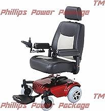 Merits Health Products - Junior - Super Light Mini RWD Power Chair - 19