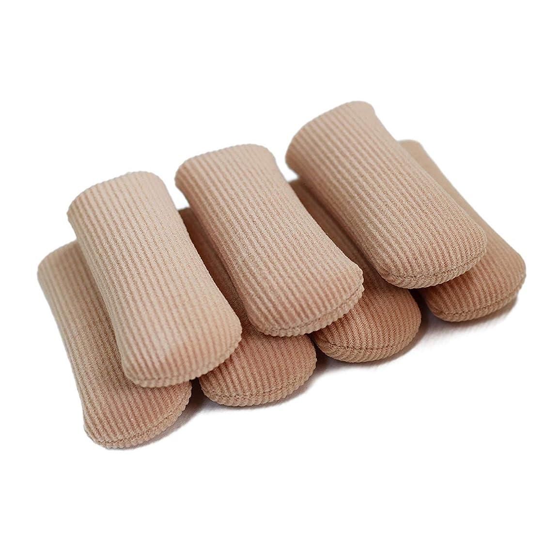 人工定期的に比率6個入 L 足指保護キャップ 撃吸収 レディース メンズ 男 女性適用